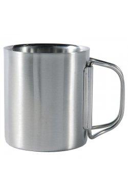 Термокружка с крышкой Tatonka - Thermo 250, Silver/Black (TAT 4080.000)