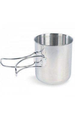 Кружка Tatonka - Handle Mug 600, Silver (TAT 4073.000)