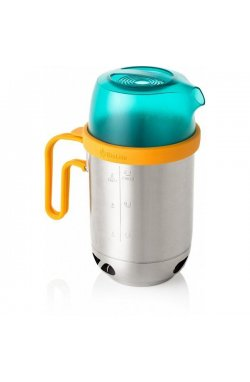 Чайник Biolite - KettlePot 1.5L Silver/Teal/Orange (BLT KPA)