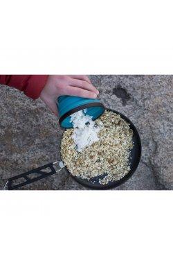 Сковородка со складной ручкой Sea To Summit - Alpha Pan Black, 10'' (STS APOTAPAN10)