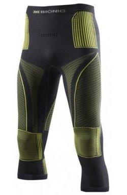 Термоштаны мужские X-Bionic - Accumulator Evo Men Pant Charcoal/Yellow, р.S/M (XB I20241.X4J-S/M)