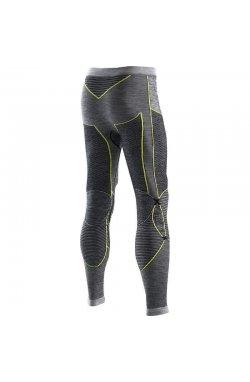 Термоштаны мужские X-Bionic - Apani Man Pants Black/Gray/Yellow, р.S/M (XB I100466.B064-S/M)
