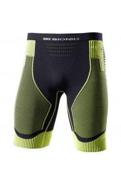 Термошорты мужские X-Bionic - Effector Pant Short Black/Yellow, р.L (XB O020597.B130(XM1)-L)
