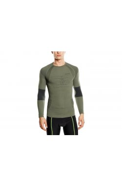 Термофутболка мужская X-Bionic - Energizer Combat Shit LS Sage Green/Anthracite, р.XXL (XB I20203.E122(XY1)-XXL)
