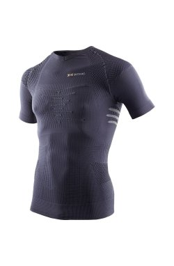 Термофутболка мужская X-Bionic - Trekking Shirt Summer Light SS Black/Anthracite, р.S/M (XB I020250.B014-S/M)
