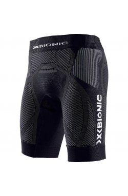 Термошорты мужские X-Bionic - Trick Running Man Pants Black/Anthracite, р.L (XB O100046.B014(XAO)-L)