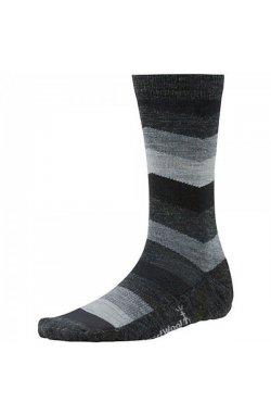 Носки мужские Smartwool - Chevron Stripe Black, р.L (SW SW928.001-L)
