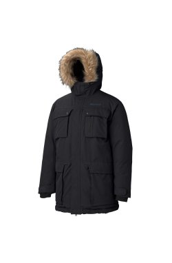 Куртка мужская Marmot - Thunder Bay Parka Black, р.XL (MRT 72790.001-XL)
