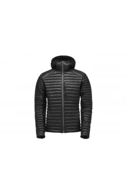 Куртка мужская Black Diamond - M Forge Hoody Black, р.L (BD QT06.015-L)