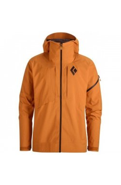 Куртка мужская Black Diamond - M Mission Shell Copper, р.L (BD XC84.820-L)