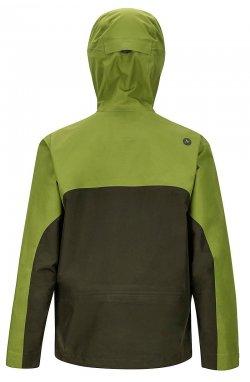 Куртка мужская Marmot - Spire Jacket Calla Green / Rosin Green, M (MRT 31550.4803-M)