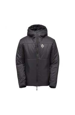 Куртка мужская Black Diamond - M Stance Belay Parka Black, р.L (BD VZY5.015-L)