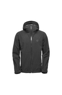 Куртка Black Diamond - M Stormline Strech Rain Shell Black, р.L (BD CDT0.015-L)