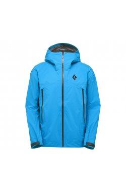 Куртка мужская Black Diamond - M Helio Active Shell Bluebird, р.S (BD T7U1.446-S)