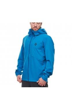 Куртка мужская Black Diamond - M Fineline Stretch Rain Shell Kingfisher, р.L (BD H3JN.426-L)