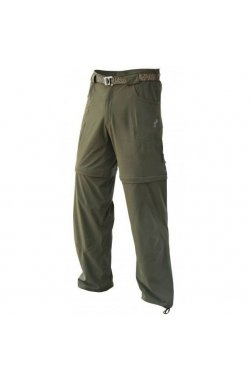 Штаны мужские Warmpeace - Clark Pants Zip-Off Olive M (WMP 4065.olive-M)