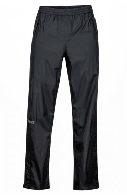 Штаны мужские Marmot - PreCip Pant Black, L (MRT 41240.001-L)
