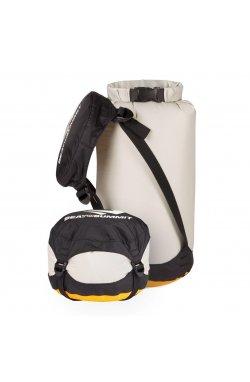 Компрессионный гермомешок Sea To Summit - Nylon Compression Dry Sack Grey, 10 л (STS ADCSS)