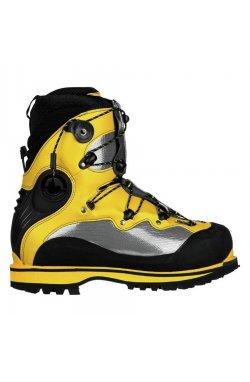 Ботинки мужские La Sportiva - Spantik Grey/Yellow, р.43 (LS 296GI-43)