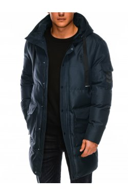 Куртка мужская демисезонная K409 - Синий