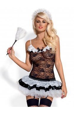 Housemaid костюм горничной Obsessive