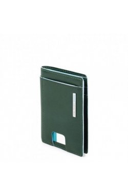 Кредитница Piquadro BL SQUARE/Forest PP4769B2R_VE6