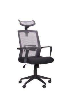 Кресло Neon графит/черный - AMF - 544837