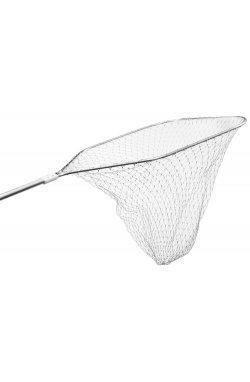 Подсак Select большой алюминиевый Длина ручки - 120 см, Размеры (В/Ш) - 70/70 см