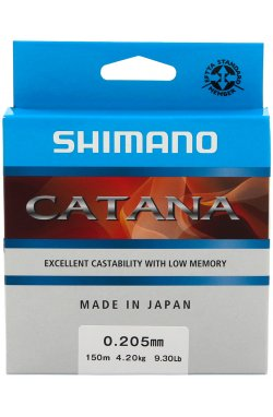 Леска Shimano Catana 150m 0.165mm 2.9kg