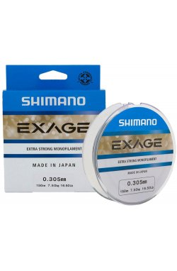 Леска Shimano Exage 300m 0.405mm 12.9kg