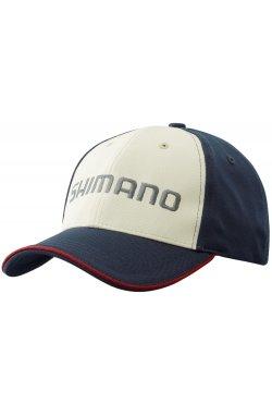 Кепка Shimano Standard Cap ц:beige/navy