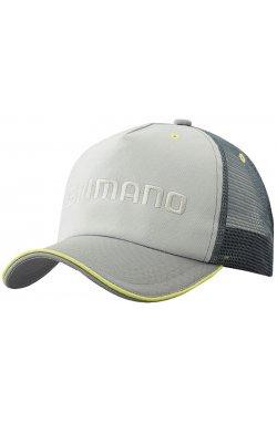 Кепка Shimano Standard Mesh Cap ц:silver