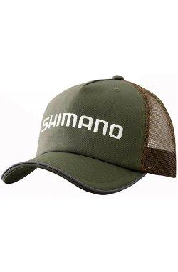 Кепка Shimano Standard Mesh Cap ц:khaki