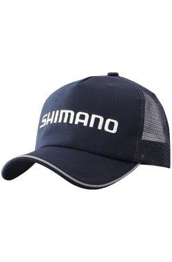 Кепка Shimano Standard Mesh Cap ц:navy