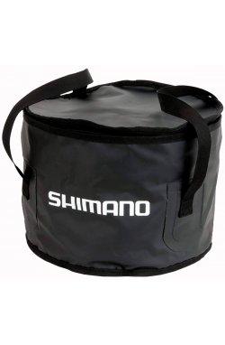Ведро Shimano Groundbait Bowl 20x32cm ц:черный