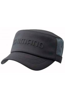 Кепка Shimano Thermal Work Cap One size ц:black
