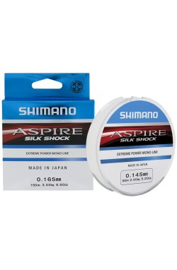 Леска Shimano Aspire Silk S Ice 50m 0,125mm