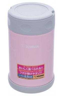 Пищевой термоконтейнер ZOJIRUSHI SW-EAE50PA 0.5 л ц:светло-розовый