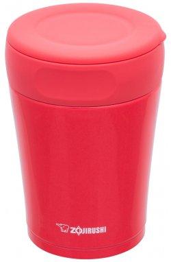 Пищевой термоконтейнер ZOJIRUSHI SW-GCE36RA 0.36 л ц:красный
