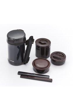 Набор для ланча ZOJIRUSHI SL-XE20AD ц:черный