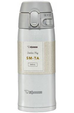 Термокружка ZOJIRUSHI SM-TA36WA 0.36 л