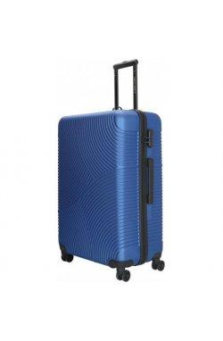 Чемодан Enrico Benetti LOUISVILLE/Steel Blue L Большой Eb39040 088-70