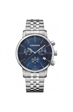 Мужские часы Wenger Watch URBAN CLASSIC Chrono W01.1743.105