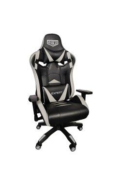 Кресло VR Racer Expert Wizard черный/серый - AMF - 545090
