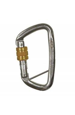Карабин Climbing Technology D-Shape SG (screw gate)