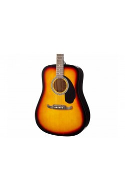 FENDER FA-125 DREADNOUGHT ACOUSTIC SUNBURST Гитара акустическая