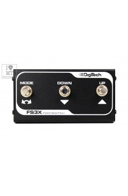 DIGITECH FS3X Футсвич для усилителей