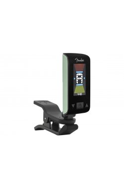 FENDER ORIGINAL TUNER SURF GREEN Тюнер