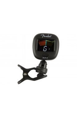 FENDER FCT-2 PRO COLOR CLIP-ON TUNER Тюнер