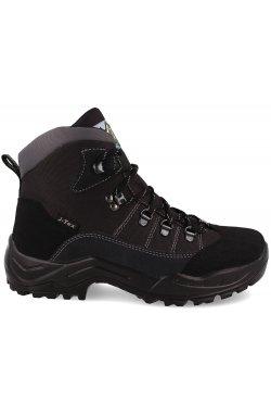 Ботинки Forester Trek Alps 3604-190 унисекс (тёмно-синий/чёрный)